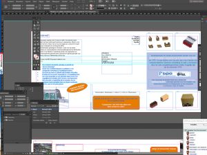 Ontwerp Folder Indesign